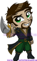 Pirate Killian