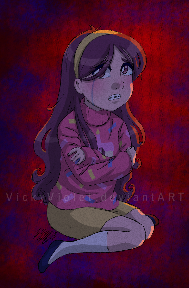 Don't Leave Me by VickyViolet