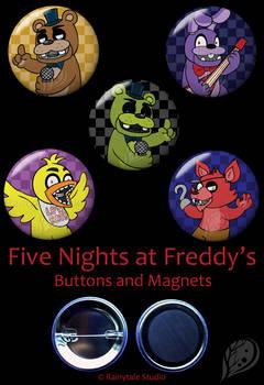 Five Nights at Freddy's Set