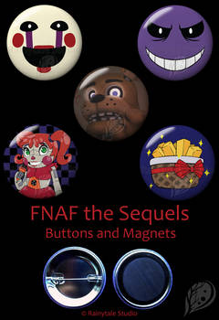 FNAF the Sequels Set
