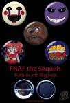 FNAF the Sequels Set by VickyViolet