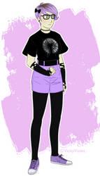 Pastel Goth Vicky