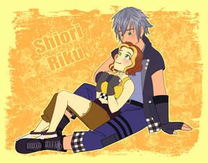 Shiori and Riku