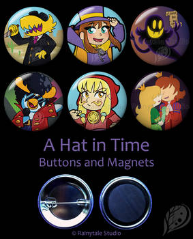 A Hat in Time Set