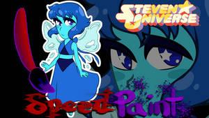 Lapis Lazuli Speedpaint