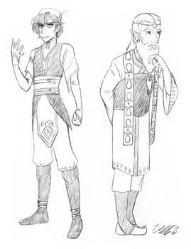 DnD Freyr and Jeckeldorn