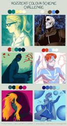 Mental Metas color scheme challenge