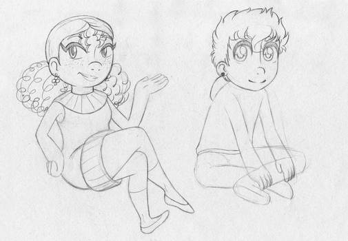 some EiS sketches