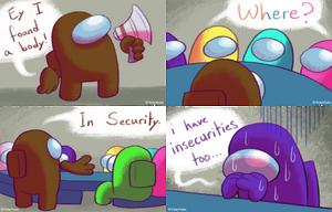 Among Us - Security