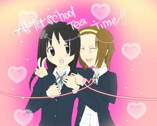 ALA 1o: Afterschool Tea by HikaruS2chan
