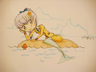 ALA 1o: Commission 01 by HikaruS2chan