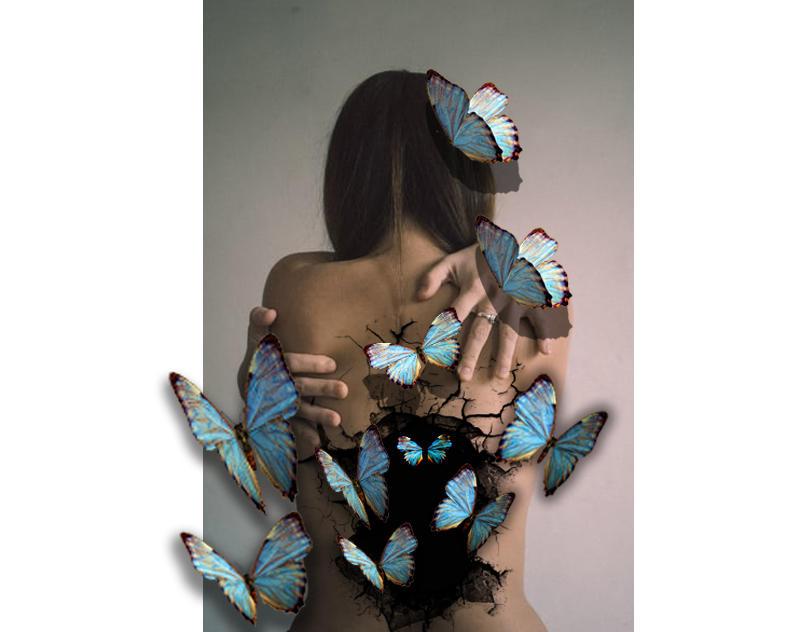 10behance Butterflies From Anothr Dimension 808x63