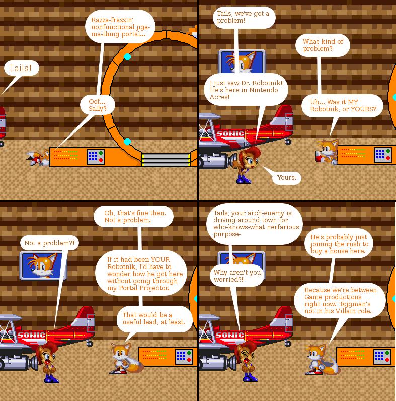 Nintendo Acres Redux Issue 9:1