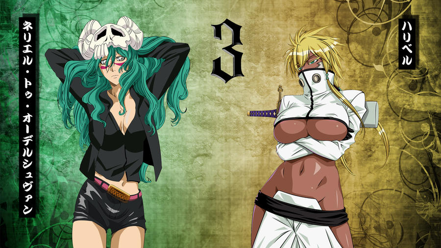 Bleach Espada 3 By Impr3ssiv
