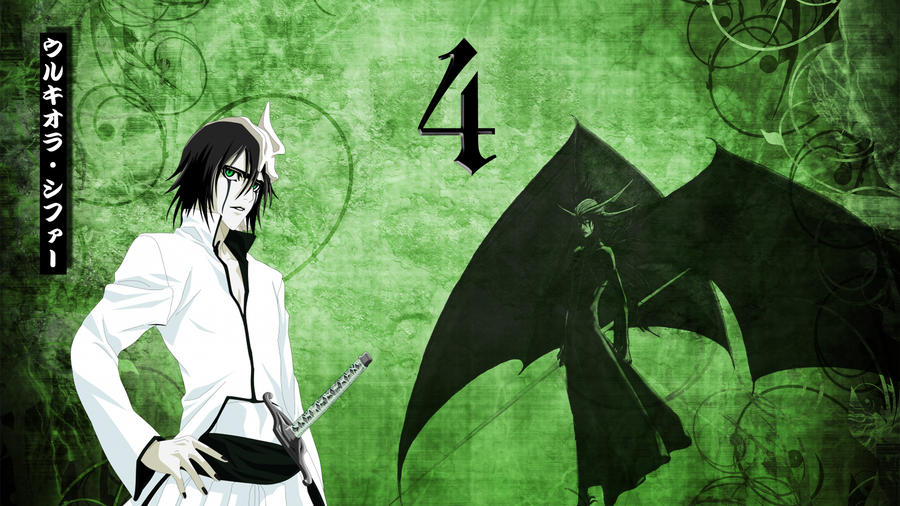 Bleach Espada 4 By Impr3ssiv