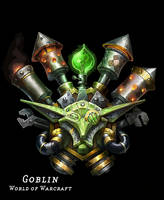 Goblin WoW by JDRincs
