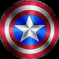 Captain America Shield by JDRincs
