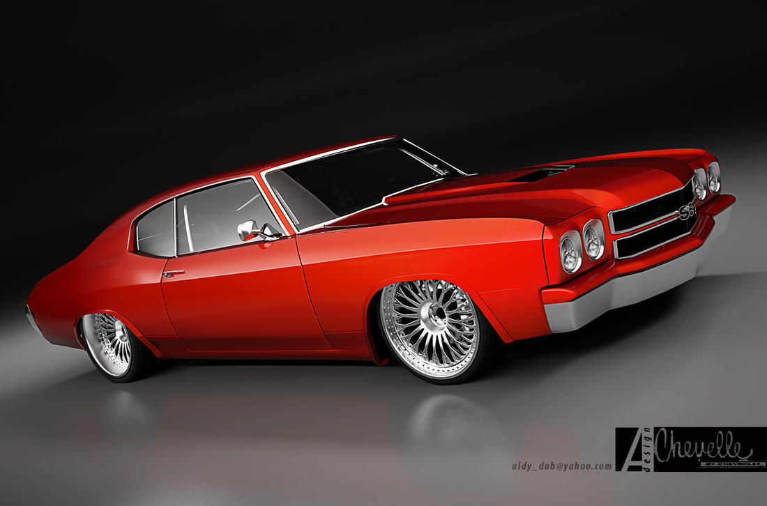 2014 Chevelle Ss Concept Chevelle ss custom 2 by