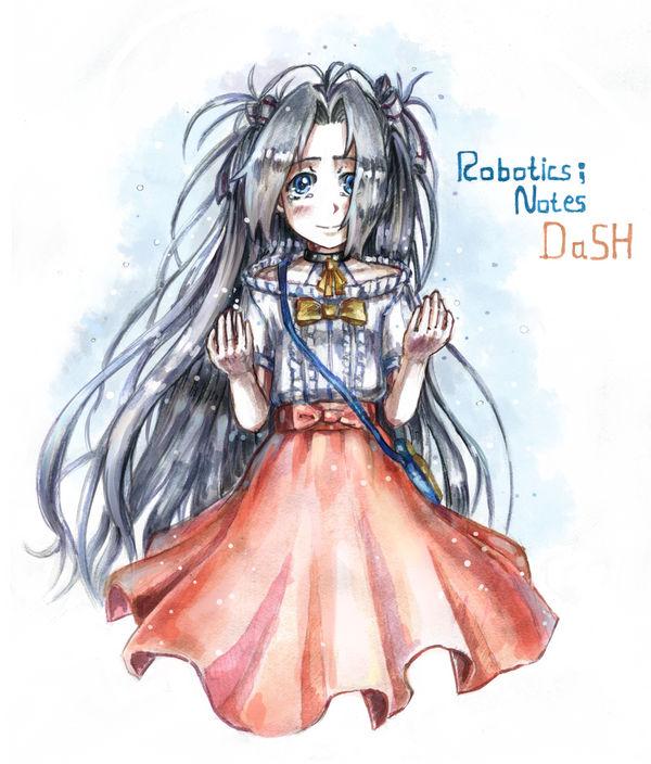 Robotics Notes DaSH- Airi by Angelmewkaro on DeviantArt