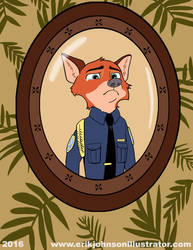 Zootopia: New Uniform