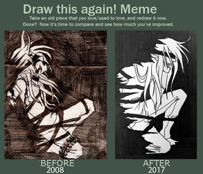 Draw this Again: Hmm by Cyn009
