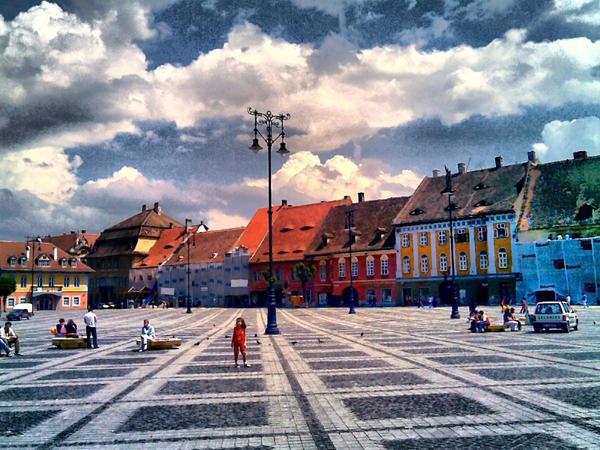 Romania by ShadowsInMyEyes