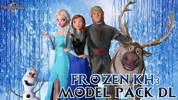 KH3 Frozen Model Pack DL - DOWN -