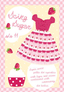 Sweet Cupcake Dress Concept by decora-rockstar