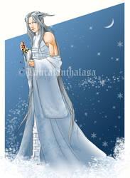 Gin -Silver demon- by Lauralanthalasa