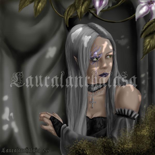 Silver by Lauralanthalasa