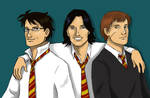 the Marauders by nimtaril