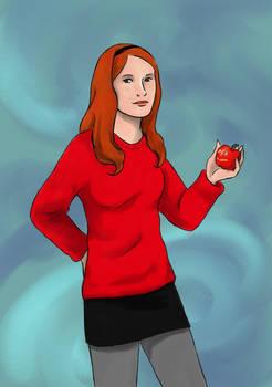 DW: Amy Pond