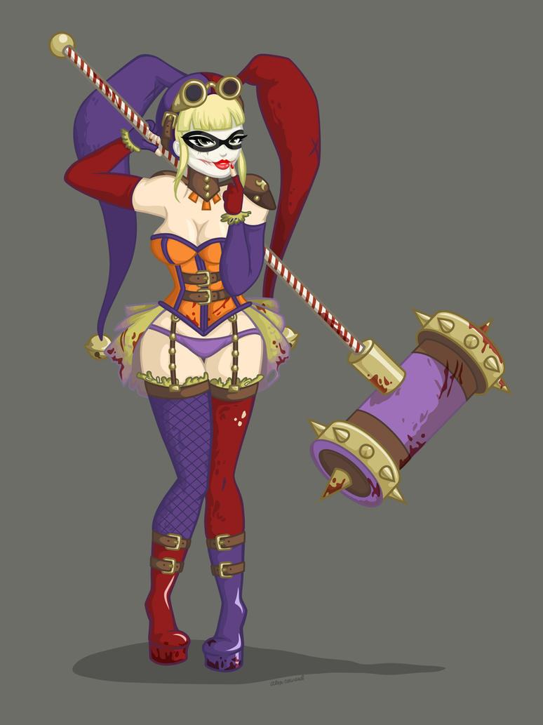 Harley Dent by cuppycupjrs on deviantART
