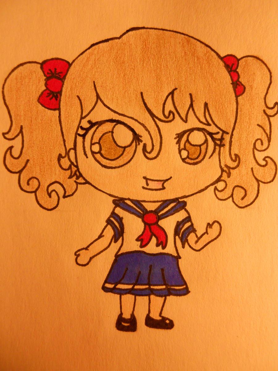 Pretty Little School Girl xx by CusImCoolLikeThat