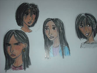 Leah Clearwater Designs by Alana1991