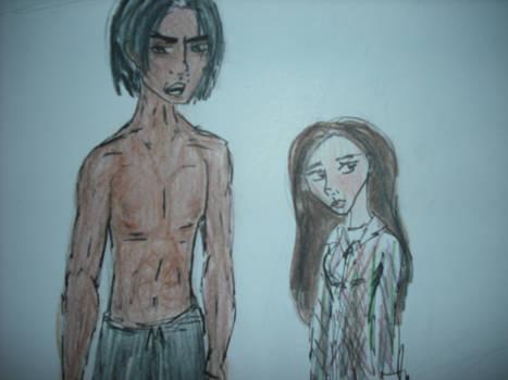 Jacob and Bella