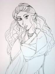 Avatar ANA: Saffron by Alana1991