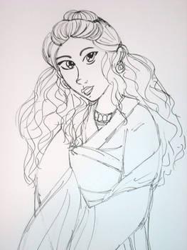 Avatar ANA: Saffron