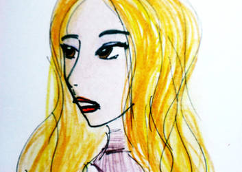 Twilight Rosalie by Alana1991