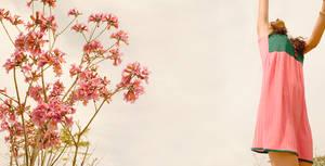 cherry blossom girl.