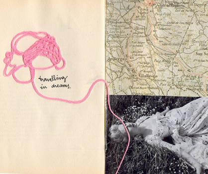 travelling in dreams