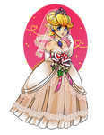 Princesa Peach - Super Mario Odyssey