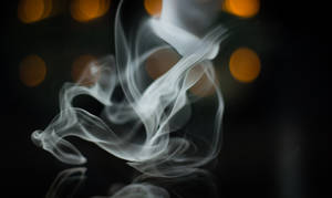 Smoke on the table by dwalldorf