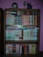 My Manga Collection by AnimePrincez
