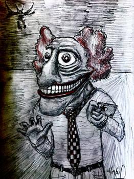 Joker DoodleWash