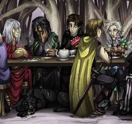 Wizard Tea: The Next Five (six) Guests