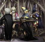 Wizard Tea: The Final Five Guests