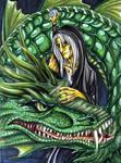 Raistlin and Cyan Bloodbane : Obediance