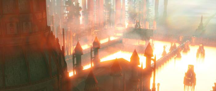 Warhammer 40k Forge Palace of Proximus