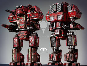 Warlord Titans of Proximus Pattern